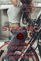 Steel MC Montana Charter: Books 1-5 Kindle Edition