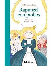 Rapunzel con piollos (Infantil E Xuvenil - Pequeno Merlín - Albums)