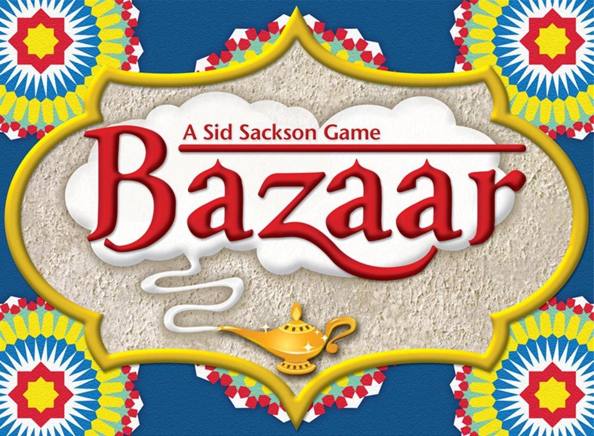 Bazaar Board Game