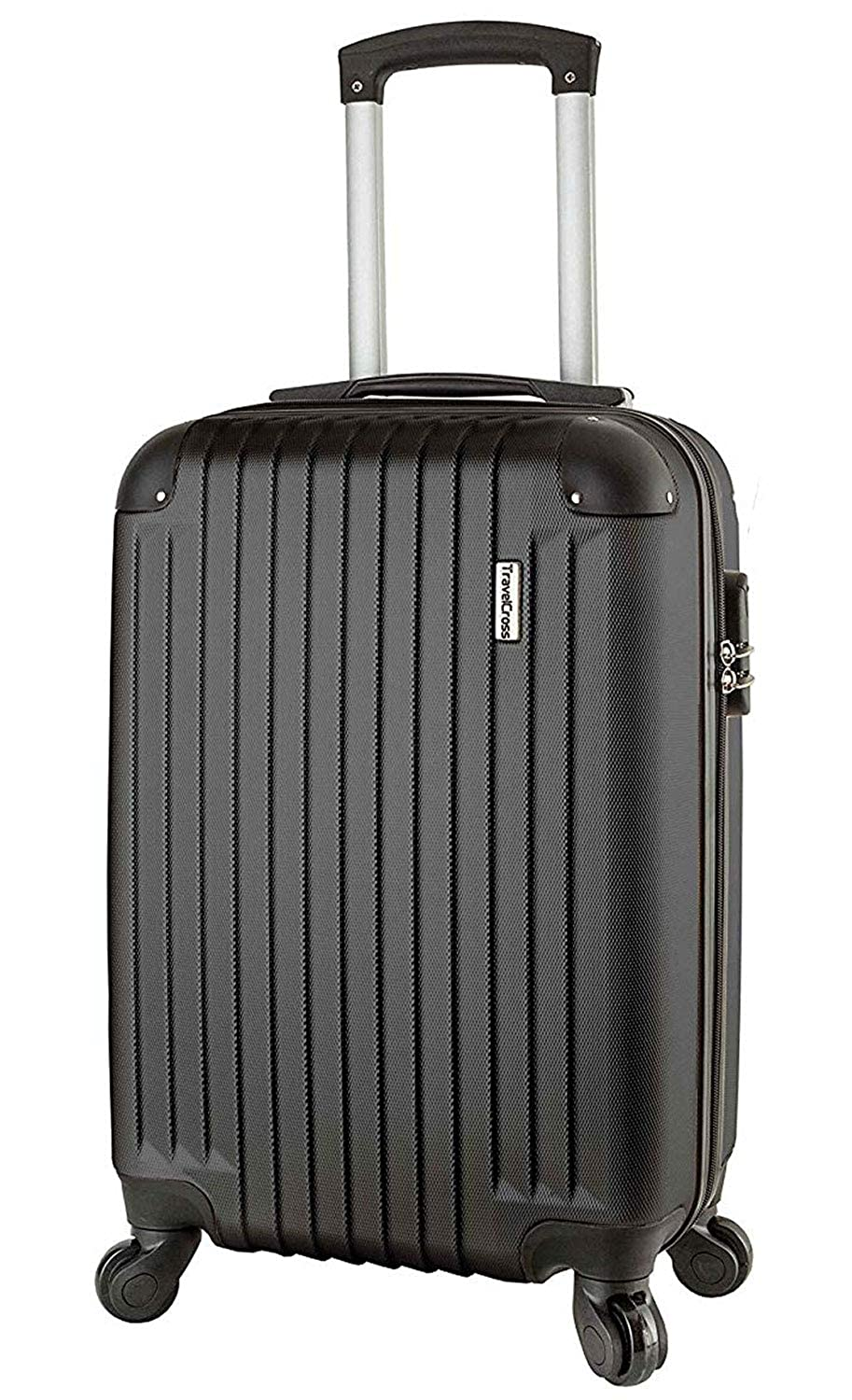 TravelCross Columbia Carry On Lightweight Hardshell Spinner Luggage