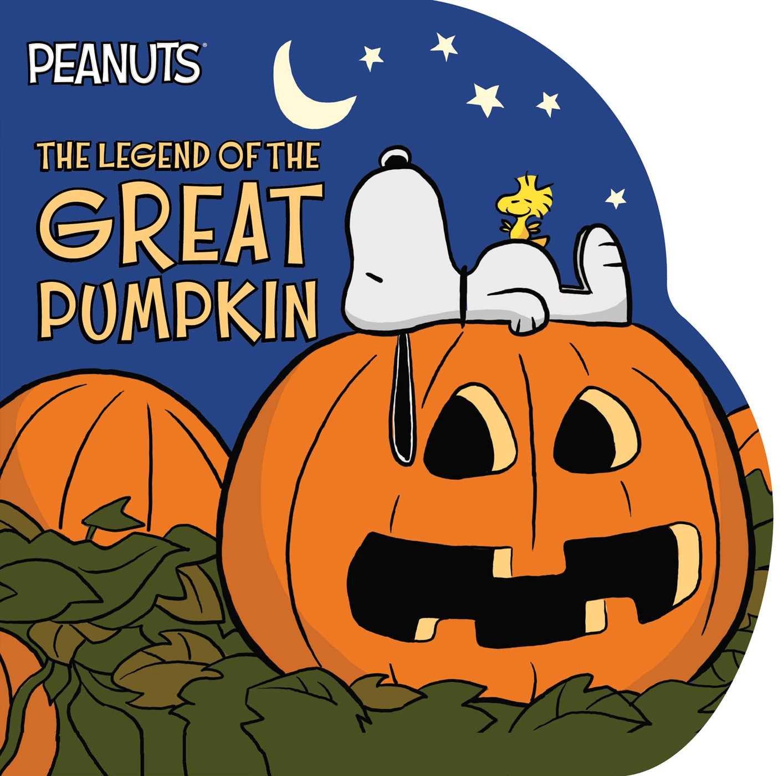 Download The Legend of the Great Pumpkin (Peanuts) pdf epub
