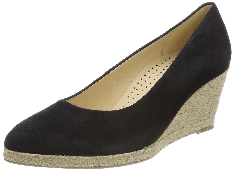 Gabor Shoes Gabor Casual, Zapatos de Tacón para Mujer 38.5 EU|Azul (Pazifik)