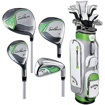 Callaway pour femme 2016 solaire Set de golf complet avec sac (13 pièces), 3176a6dd6736