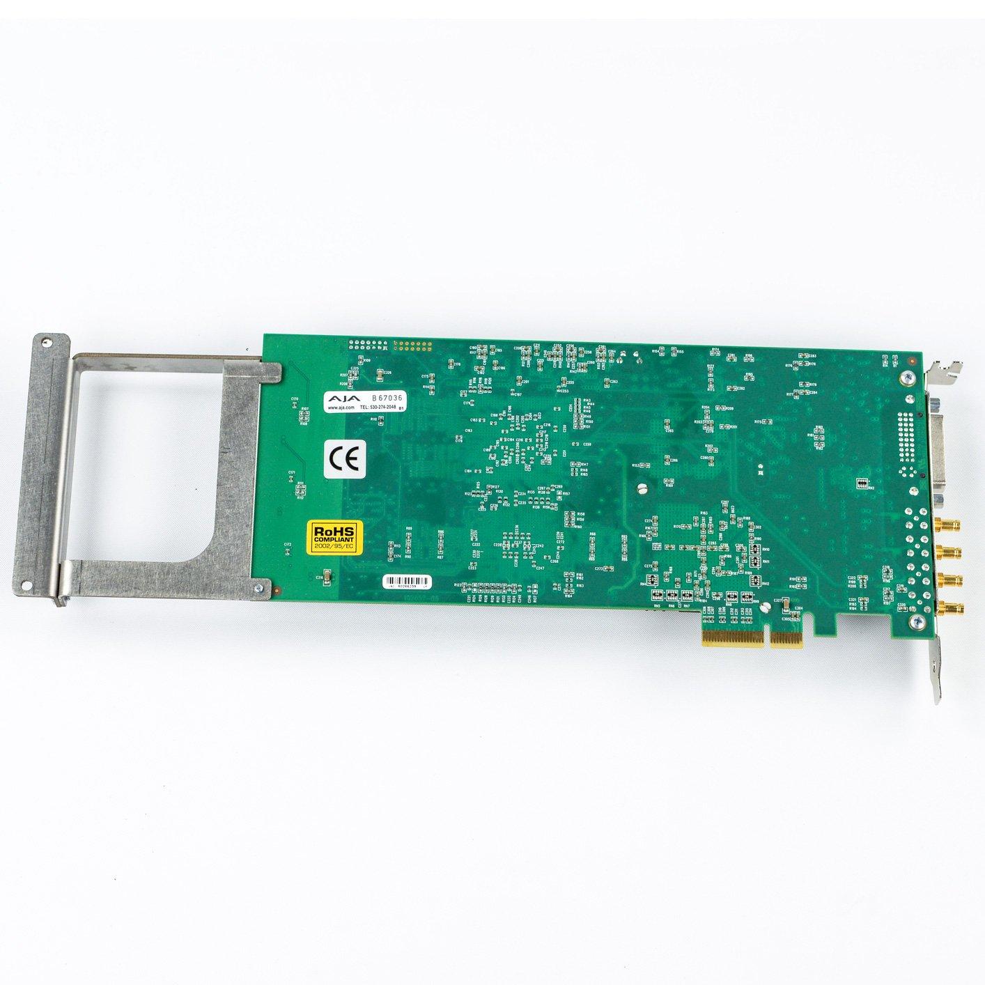 Amazon.com: Aja kona-3 Dual Link HD/HD/SD 10-bit PCIe ...