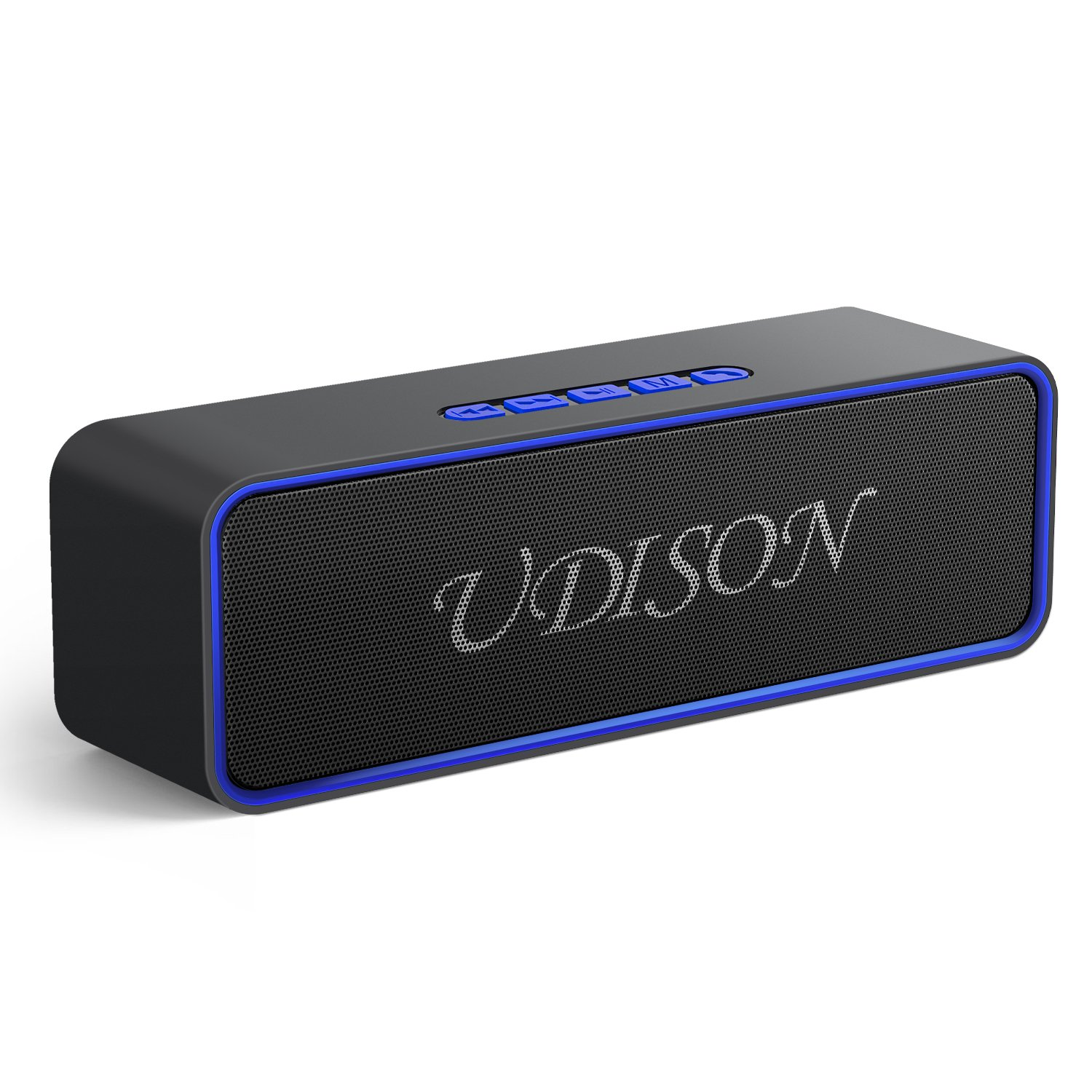 UDISON Portable Wireless Bluetooth 5.0 Speaker with 10W Loud