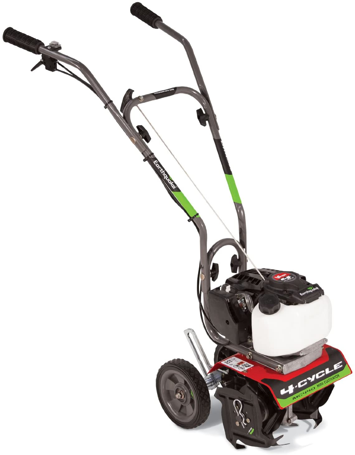 Earthquake 12802 MC440 Mini Cultivator with 40cc 4-Cycle Viper Engine