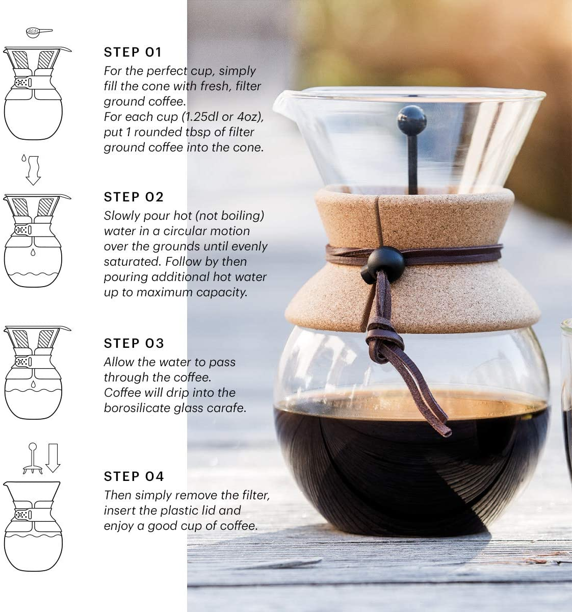 Best Pour-Over Coffee Makers in 2020: Reviews & Buying Guide 17