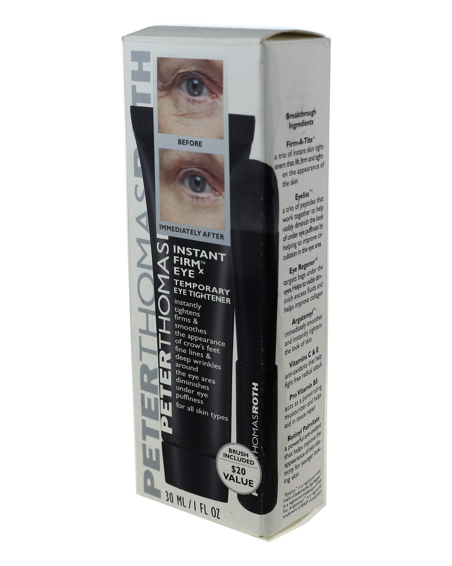 Peter Thomas Roth 'Instant Firmx Eye Temporary Eye Tightener with Brush
