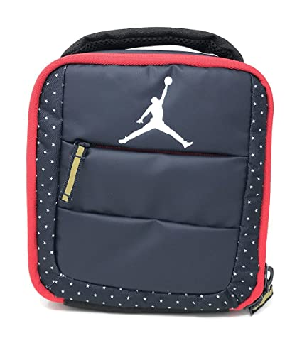 d962b330bbef Image Unavailable. Image not available for. Color  NIKE Jordan Boy s Lunch  Tote Bag