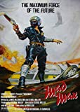 Mad Max Mel Gibson Movie Film A3 Poster / Print / Picture 280GSM Satin Photo Paper