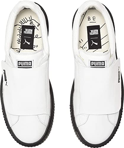 a1d4e47828e6e Amazon.com | PUMA Women's Platform Strap SM | Platforms & Wedges