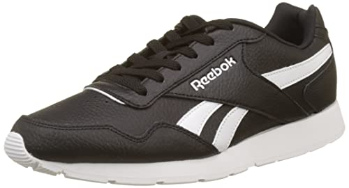 Reebok Glide, Zapatillas para Hombre, Negro (Black/Solid Grey/Reebok Royal 0), 42.5 EU