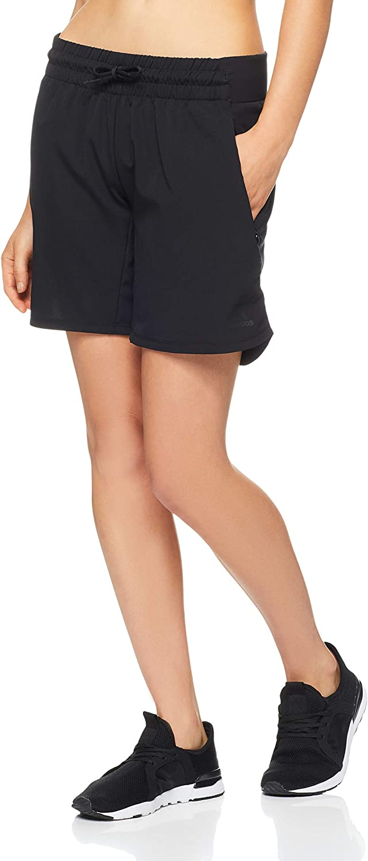 adidas Knee Lngth Shrt Pantalones Cortos de Deporte, Mujer