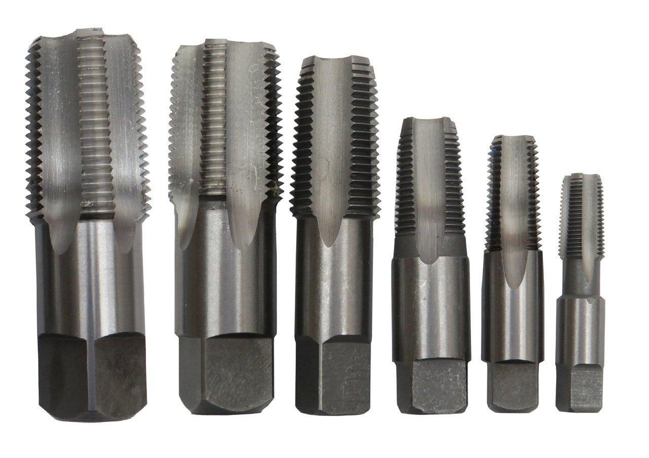 M12 x 0.75 mm Pitch Thread Metric HSS Right Hand Tap ABBOTT
