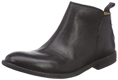 H by Hudson Womens Revelin Boot Black