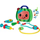 CoComelon Official Musical Checkup Case, Plays Clips from 'Doctor Checkup' Song – Includes 4 Themed Medical Doctor Accessorie