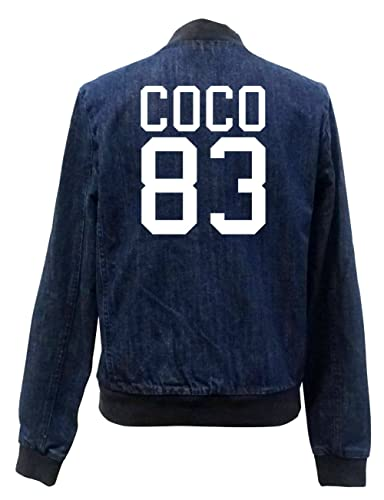 Coco 83 Bomber Chaqueta Girls Jeans Certified Freak