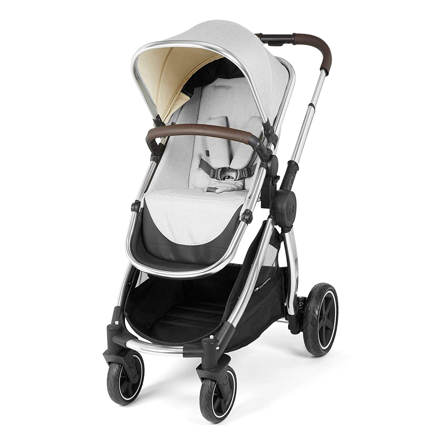 Mothercare PC Journey Edit Travel System Grey