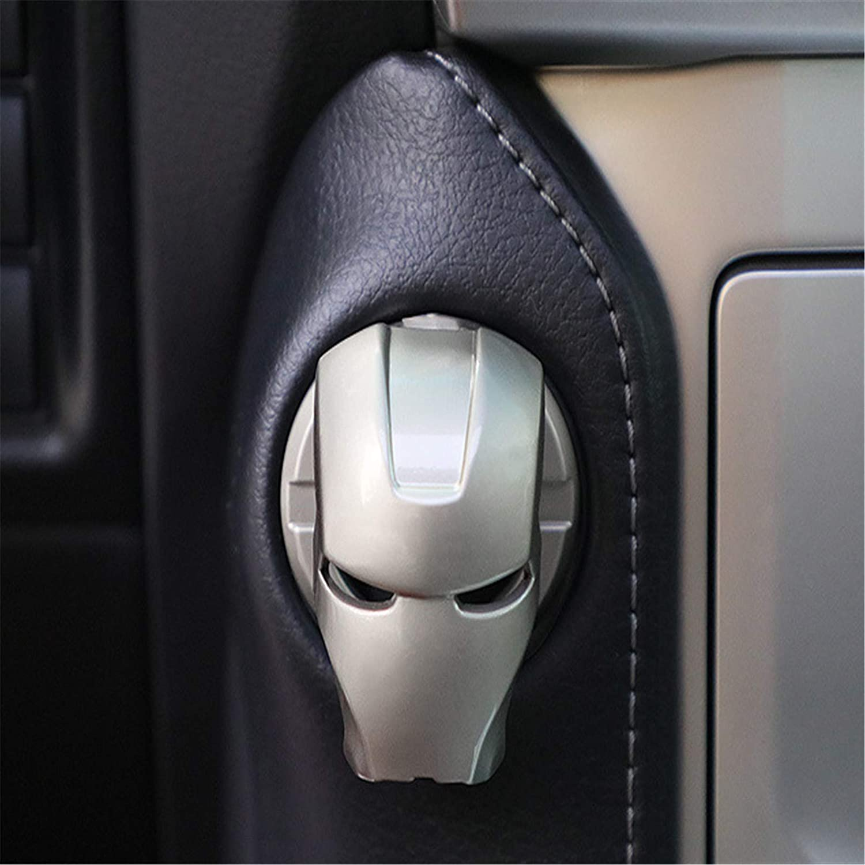 accessoire de voiture Coque de protection universelle pour bouton-poussoir de d/émarrage