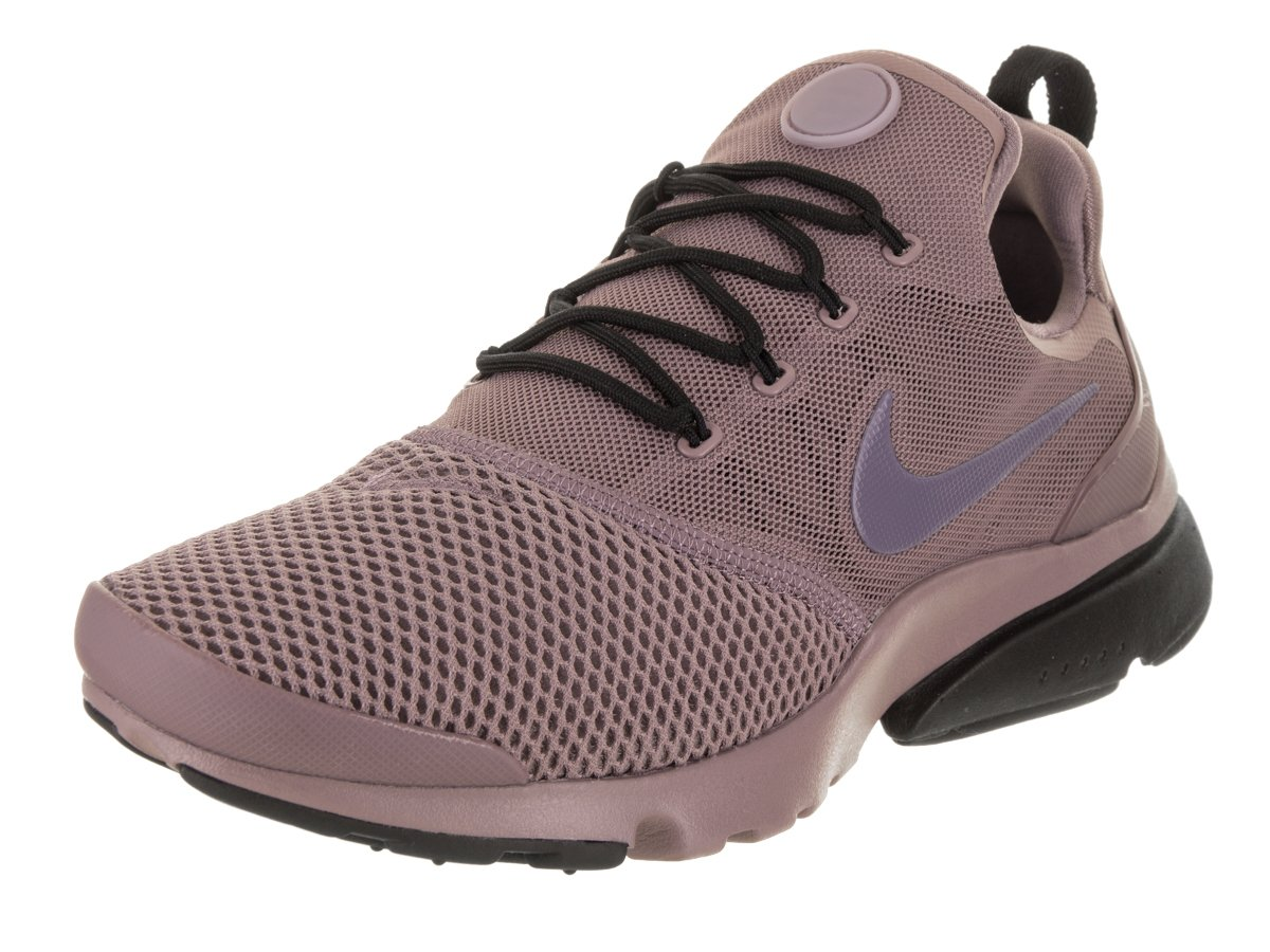 NIKE Presto Fly Womens Running Shoes B004LLCEH6 9 B(M) US|Taupe Grey