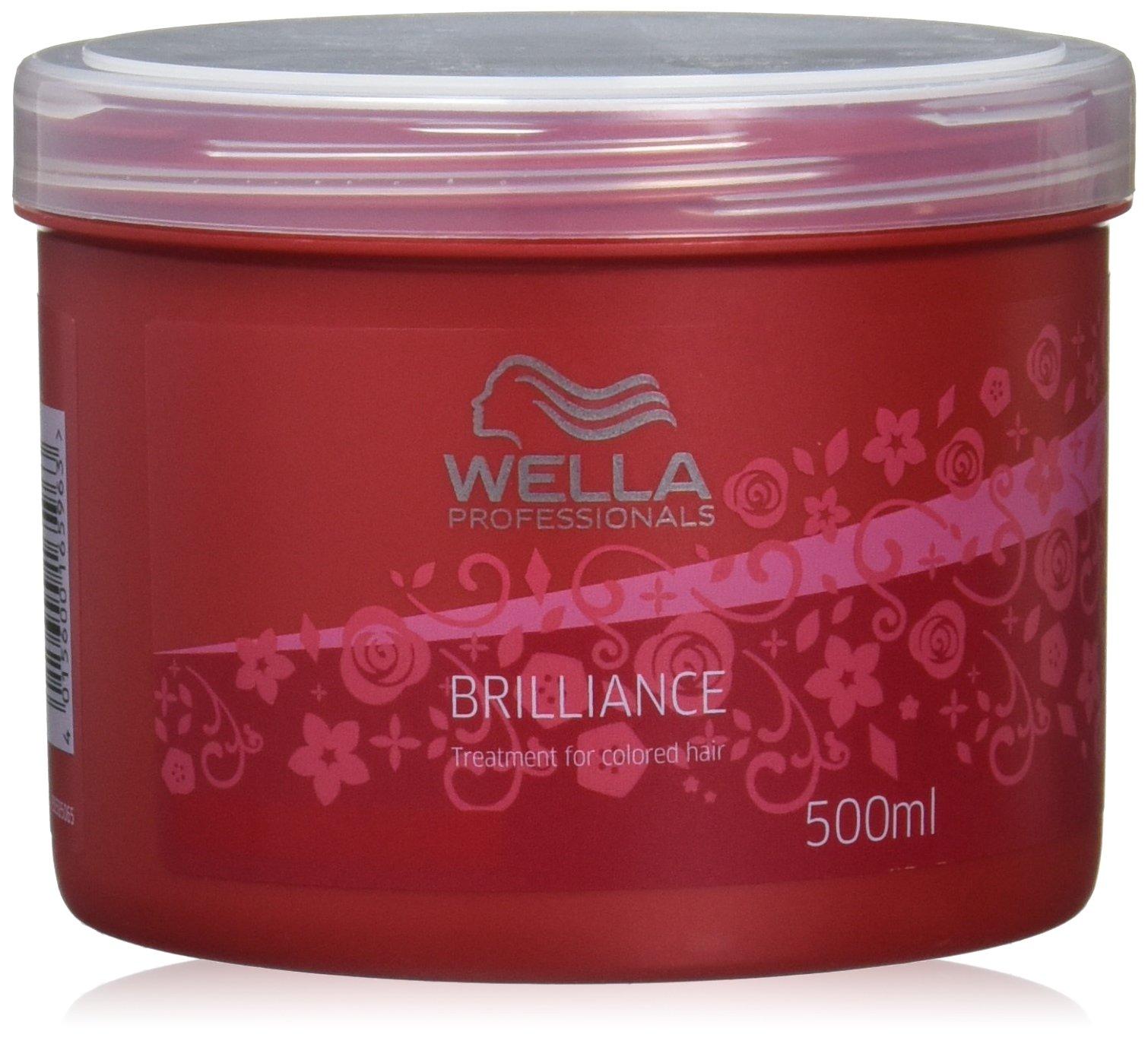 Wella Brilliance Treatment, 17 Ounce by Wella