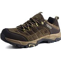 Knixmax-Zapatillas de Montaña para Mujer, Zapatos de Senderismo