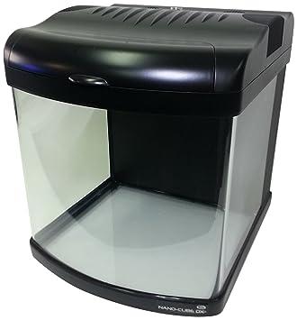 JBJ: Nano Cube LED Acuario, 12 L por JBJLighting: Amazon.es: Productos para mascotas
