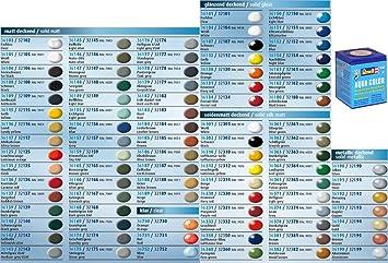 Revell Aqua Color Pinturas 18 ml para Modelos - Usted puede ...