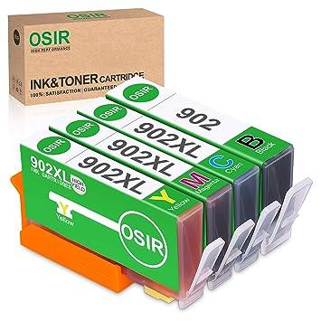 Amazon.com: OSIR - Cartuchos de tinta de repuesto para ...