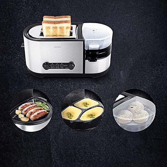 Douerye NDS12 Tostador tostadora panificadora Casa Desayuno ...