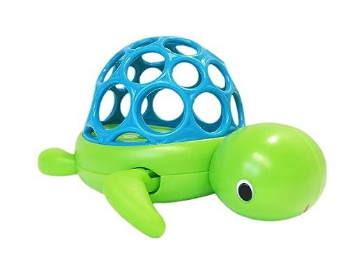 Oball Wind 'n Swim Turtle™ Badespielzeug für Babys