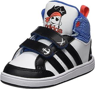 Adidas Hoops CMF Mid, Sneakers Basses Mixte bébé Sneakers Basses Mixte bébé CG5738