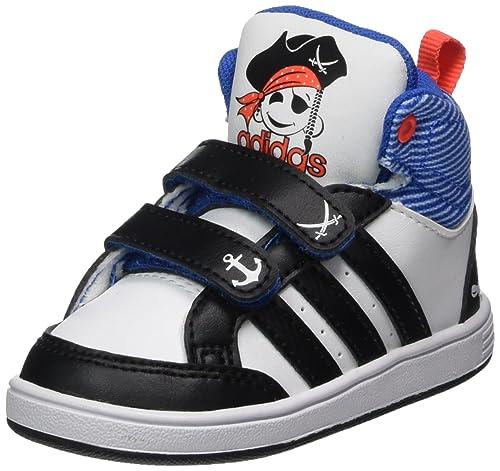 adidas Hoops CMF Mid Inf, Zapatillas Unisex bebé: Amazon.es: Zapatos y complementos
