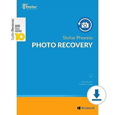 Stellar Phoenix Photo Recovery Windows [Download]