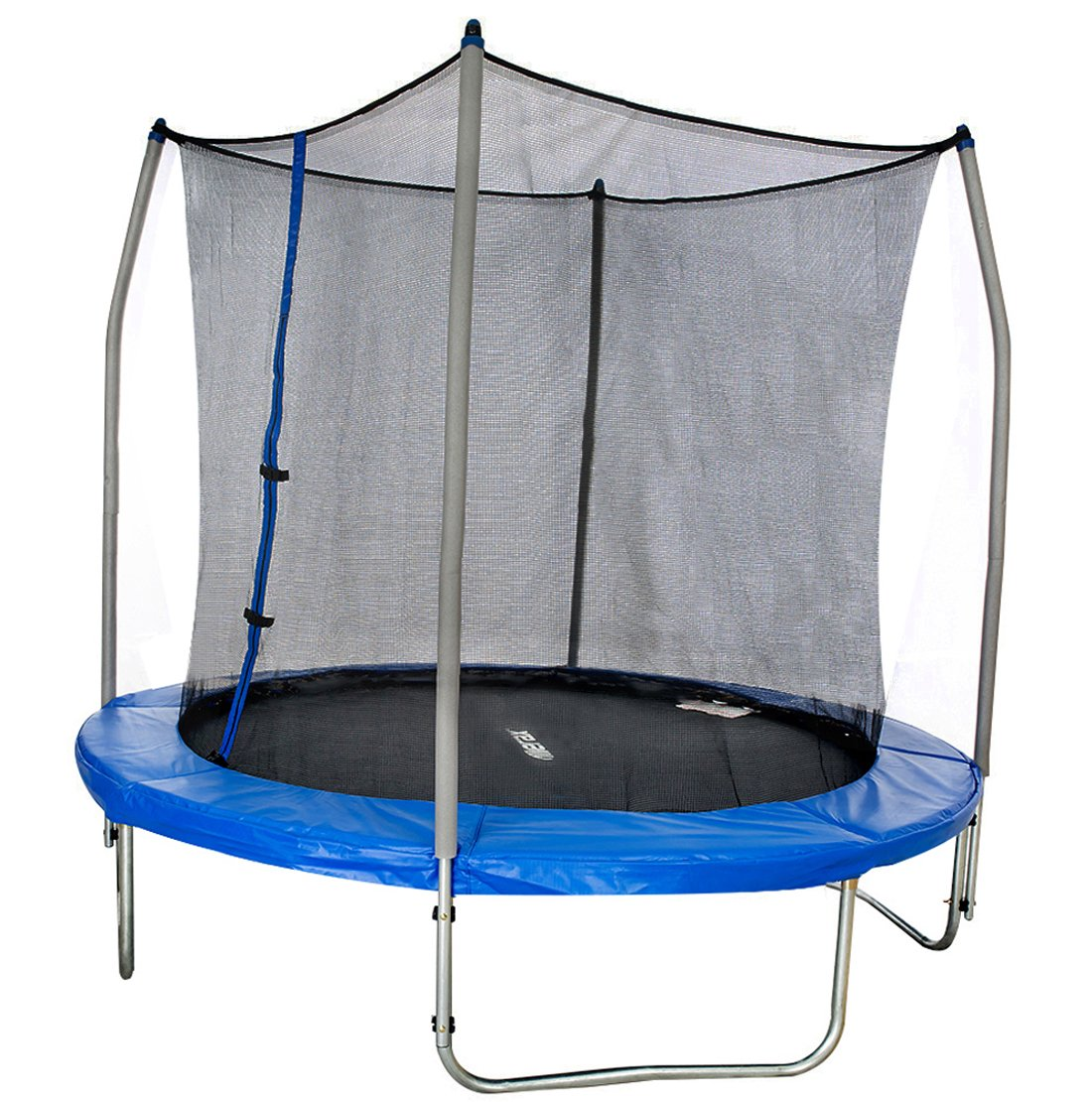Suitable for use by both children and adults, this trampoline features a  durable PP jumping material and rust-resistant galvanized steel frame that  doesn't ... - The Top 50 Safest Trampolines: Ratings, Reviews & More Safety.com