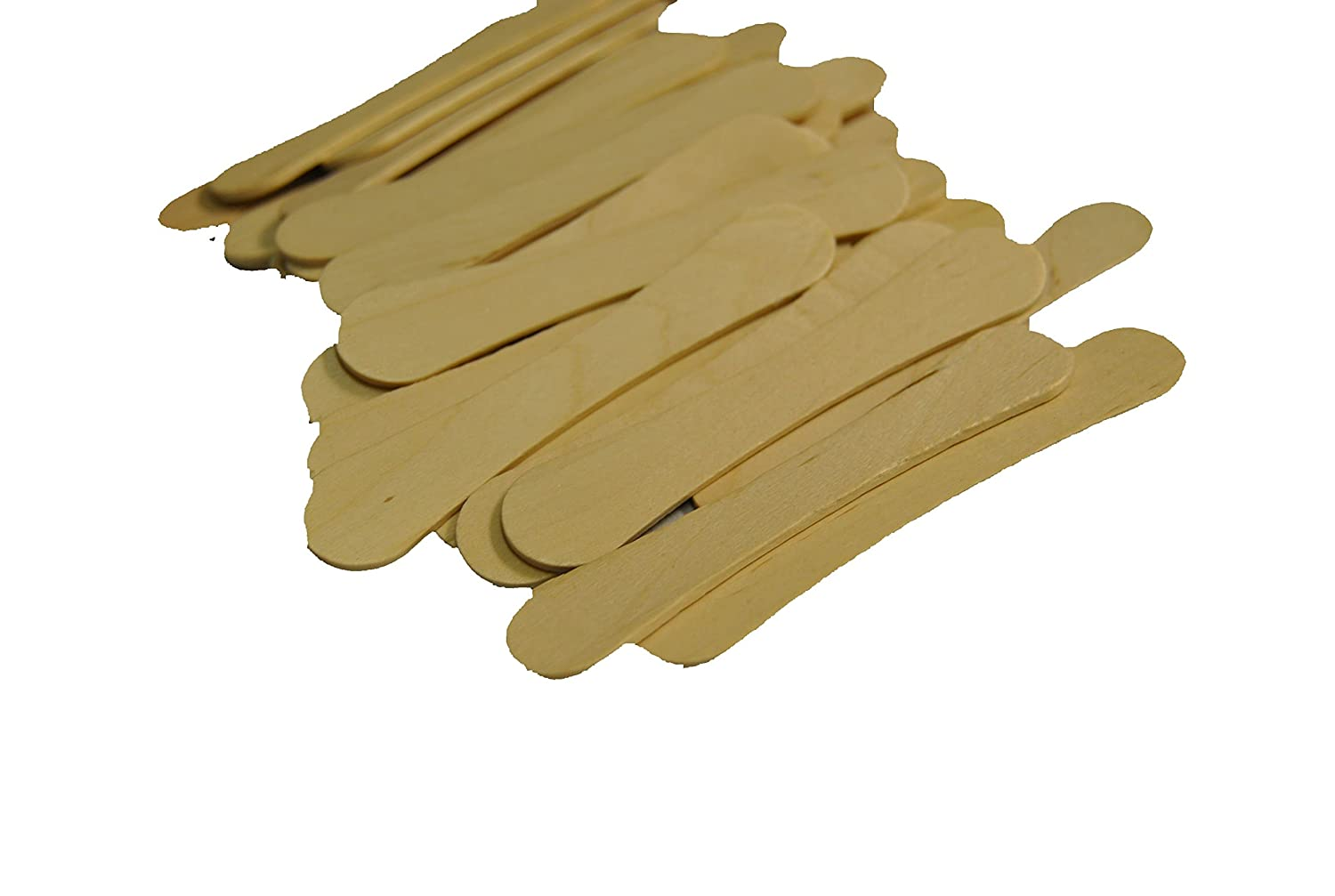 "Perfect Stix Wooden Taster Spoons 3.5"" Length ( pack of 100)"