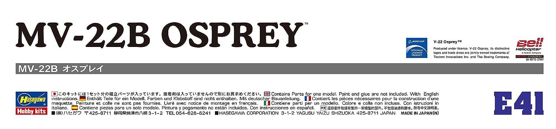 HASEGAWA 01571 1//72 MV-22B Osprey USMC