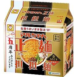 マルちゃん正麺 担担麺 5P×6袋