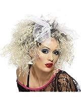 Smiffy's Glam Fringe Wig