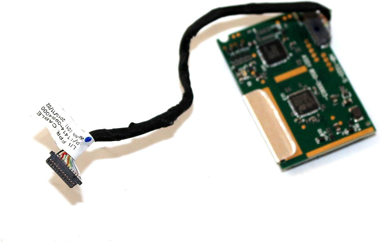 1414-09S4000 Dell Latitude 7202 Genuine Fingerprint Reader