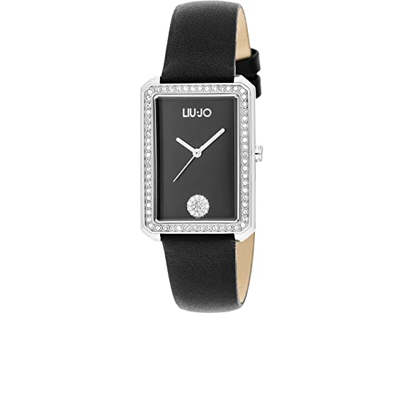 Reloj solo tiempo para mujer Liujo Unique Elegante Brezo Cod. tlj1273