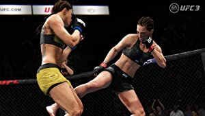 EA SPORTS UFC 3 - PlayStation 4