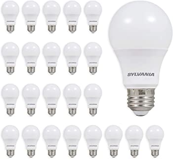24-Pack Sylvania 8.5W (60W Equivalent) A19 LED Light Bulb