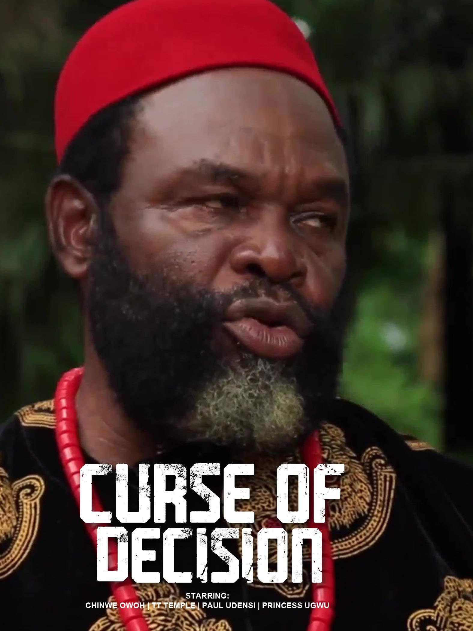 Curse of Decision