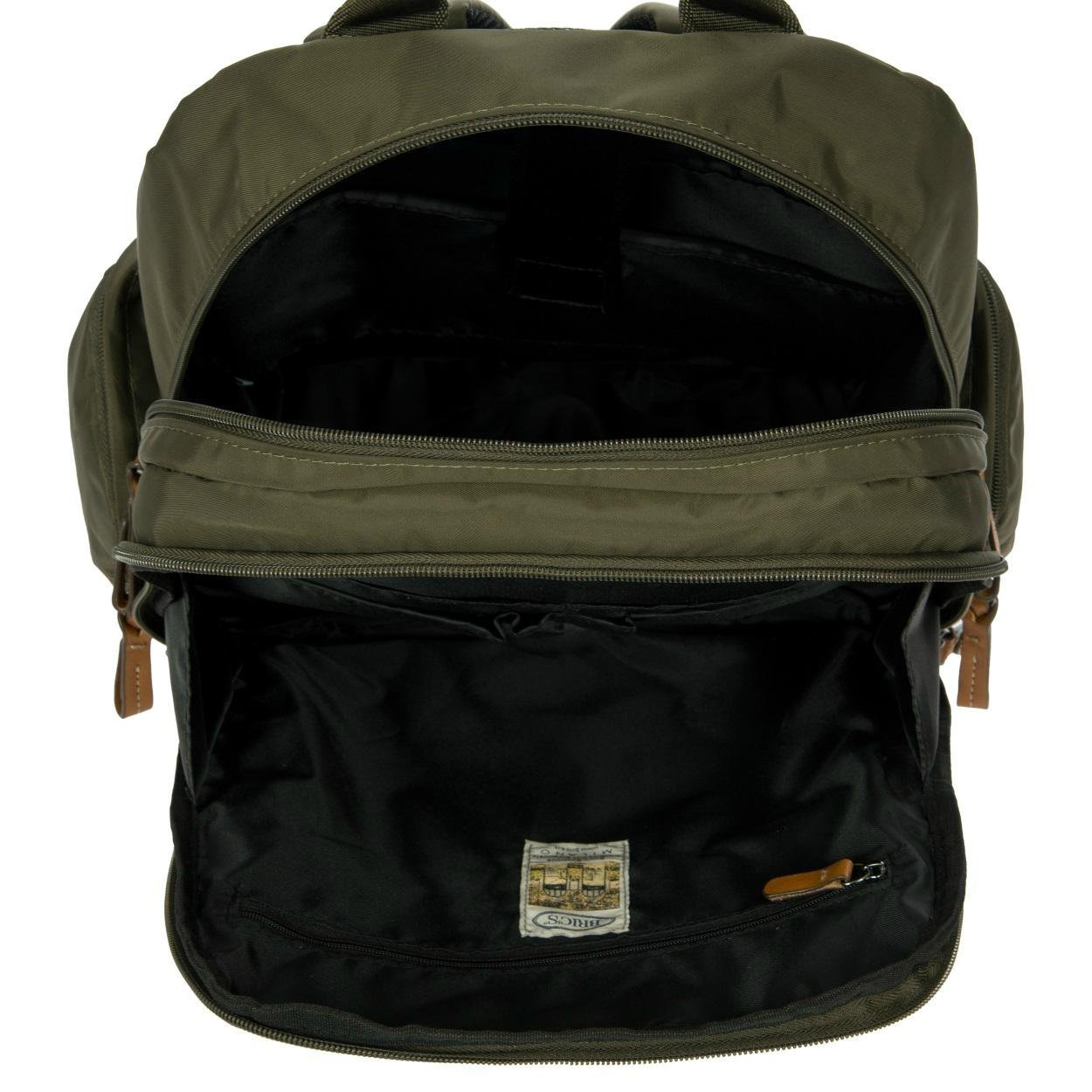 Bric's X-Bag/x-Travel 2.0 Nomad Laptop|Tablet Business Backpack, Navy, One Size by Bric's (Image #1)