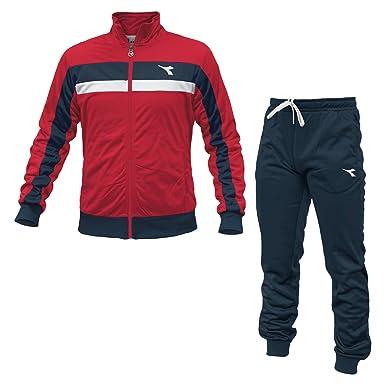 Diadora Pantalone Sportivo Cuff Pants Core Light per Uomo