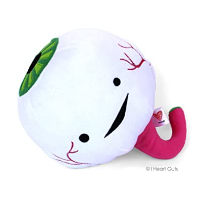 "I Heart Guts Eyeball Plush - Party Pupil in the House! - 10"" Eye Health Stuffed Toy: Toys & Games"