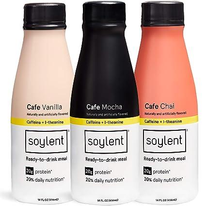 Soylent Meal bebida de repuesto: Amazon.com: Grocery ...