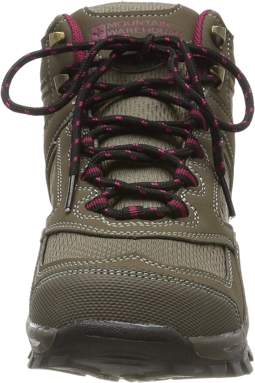 Mountain Warehouse McLeod Womens Hiking Boots Ladies Walking Shoes