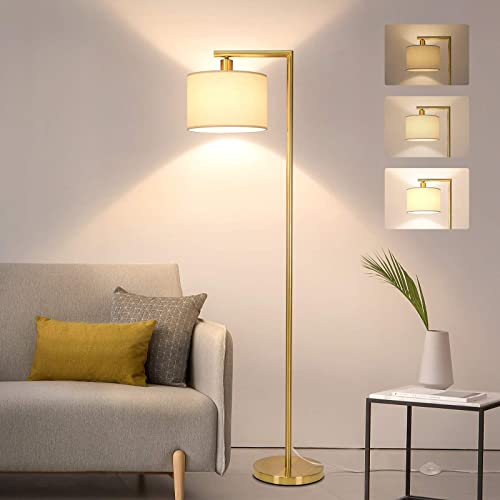 Fully Dimmable LED Floor Lamp